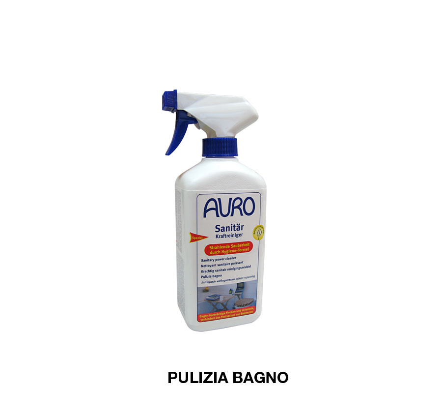 Per la casa per la pulizia leotekno for Pulizia bagno
